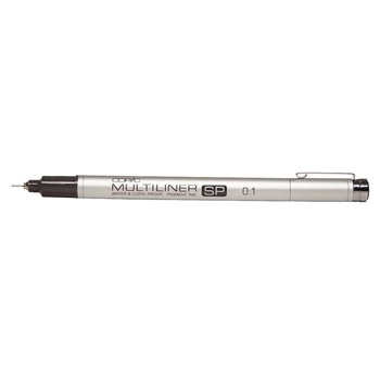 Copic Multiliner SP 0.1 BLACK Ink Marker