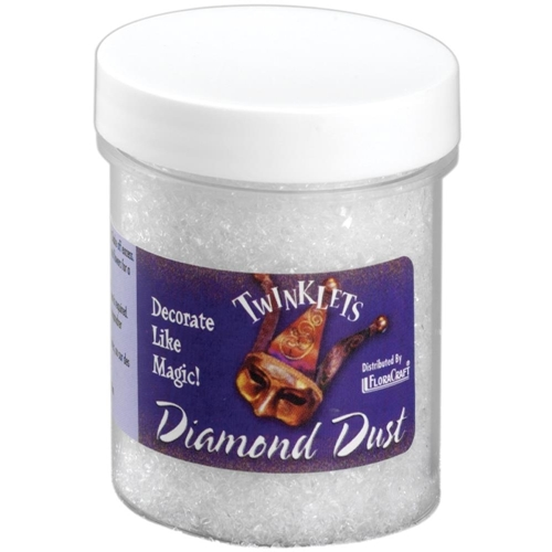 Twinklets Diamond Dust Fine Art Glitter