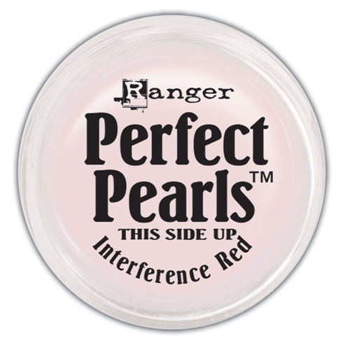Ranger Perfect Pearls INTERFERENCE RED Individual Pigment Powder PPP17752 Preview Image
