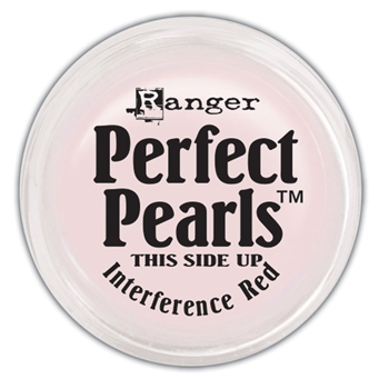 Ranger Perfect Pearls INTERFERENCE RED Individual Pigment Powder PPP17752*