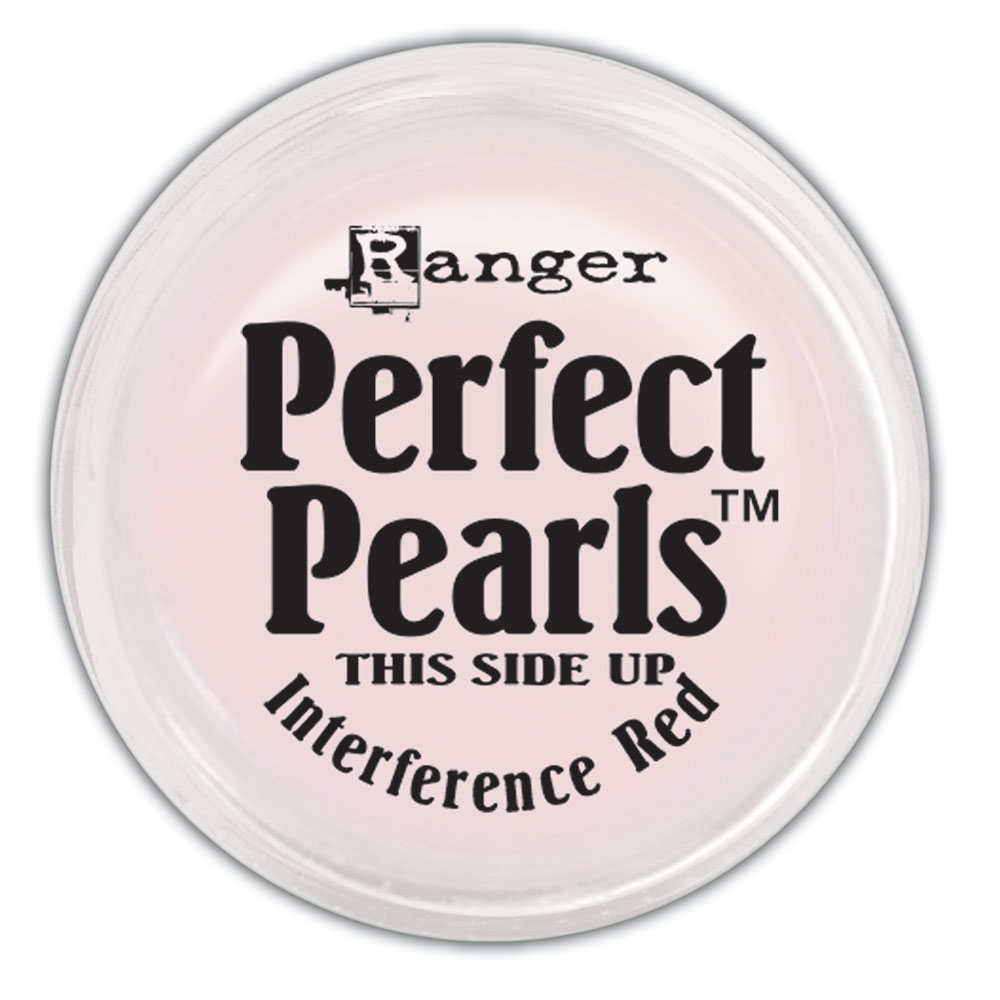 Ranger Perfect Pearls INTERFERENCE RED Individual Pigment Powder PPP17752 zoom image