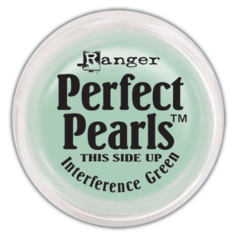 Ranger Perfect Pearls INTERFERENCE GREEN Individual Pigment Powder PPP17769