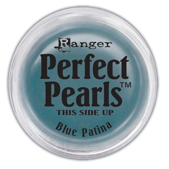 Ranger Perfect Pearls BLUE PATINA Individual Pigment Powder PPP21872