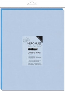 Hero Arts Mixed Layering Papers SEA ps623 Preview Image