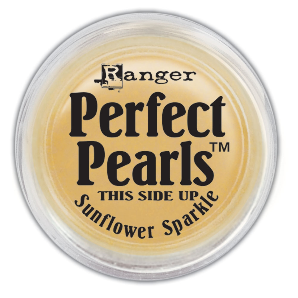 Ranger Perfect Pearls SUNFLOWER SPARKLE Individual Pigment Powder PPP17868 zoom image