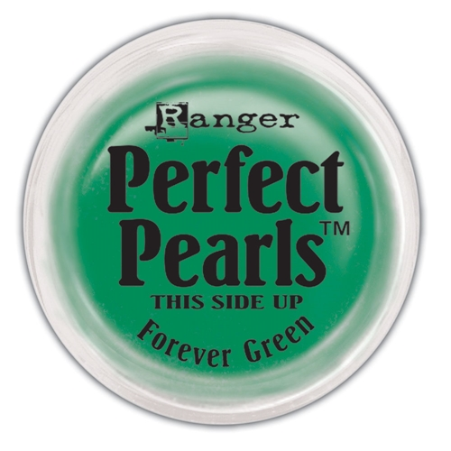 Ranger Perfect Pearls FOREVER GREEN Powder PPP17882 Preview Image