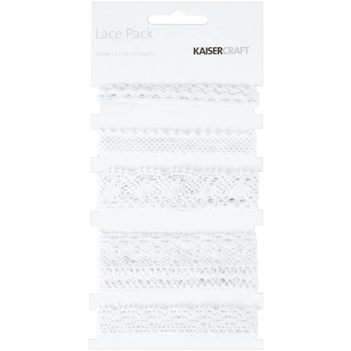 Kaiser WHITE Lace Pack Preview Image