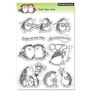 Penny Black Clear Stamps BEST DAY EVER 30-059