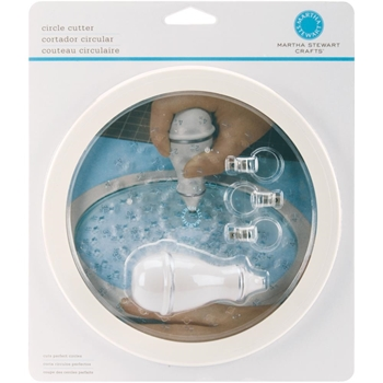 Martha Stewart SIMPLE CIRCLE CUTTER Tool M281056