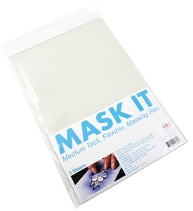Copic MASK IT Medium Tack Flexible Masking Film Preview Image
