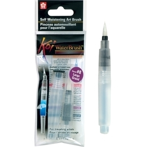 Sakura KOI LARGE WATERBRUSH Water Brush Watercolor #8 xqr-L