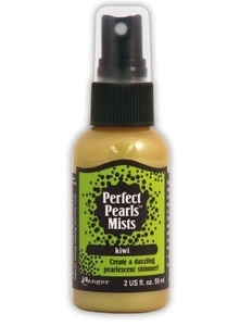 Ranger Perfect Pearls Mist KIWI Glimmer Spray PPM28338*