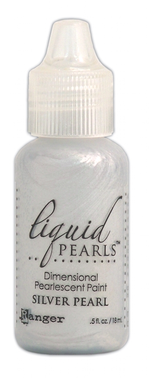 Ranger SILVER PEARL Liquid Pearls Pearlescent Paint LPL02055 zoom image