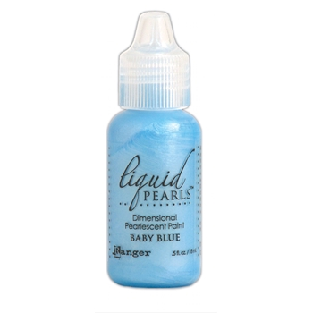 Ranger BABY BLUE Liquid Pearls Pearlescent Paint LPL01959
