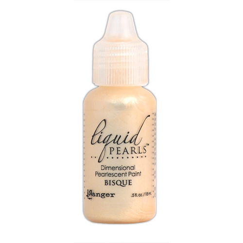 Ranger BISQUE Liquid Pearls Pearlescent Paint LPL28062 Preview Image