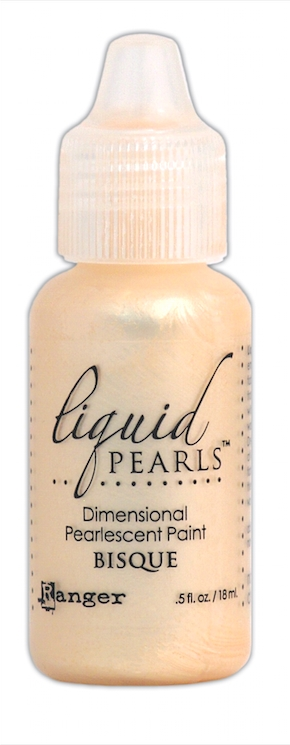 Ranger BISQUE Liquid Pearls Pearlescent Paint LPL28062 zoom image