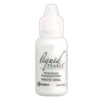 Ranger WHITE OPAL Liquid Pearls Pearlescent Paint LPL02062