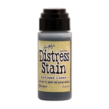 Tim Holtz Distress Ink Stain ANTIQUE LINEN Ranger TDW29816