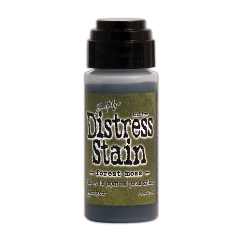 Tim Holtz Distress Ink Stain FOREST MOSS Ranger TDW29861 Preview Image
