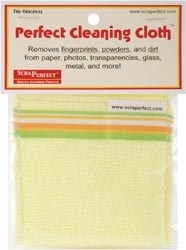 ScraPerfect PERFECT CLEANING CLOTH Clean Up 000037 Preview Image