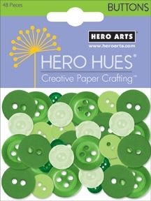 Hero Arts FOLIAGE Mixed Buttons CH260 Preview Image