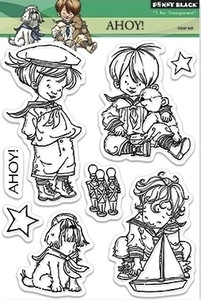 Penny Black Clear Stamps AHOY 30-175