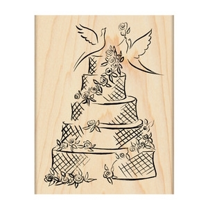 Penny Black Rubber Stamp PINNACLE 4168K