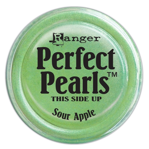 Ranger Perfect Pearls SOUR APPLE Individual Pigment Powder PPP30751* Preview Image