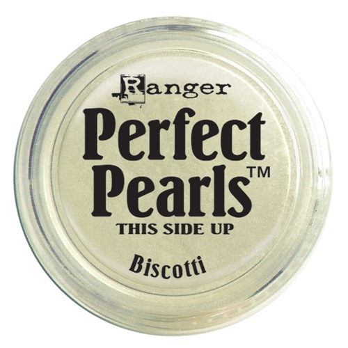 Ranger Perfect Pearls BISCOTTI Individual Pigment Powder PPP30683 Preview Image