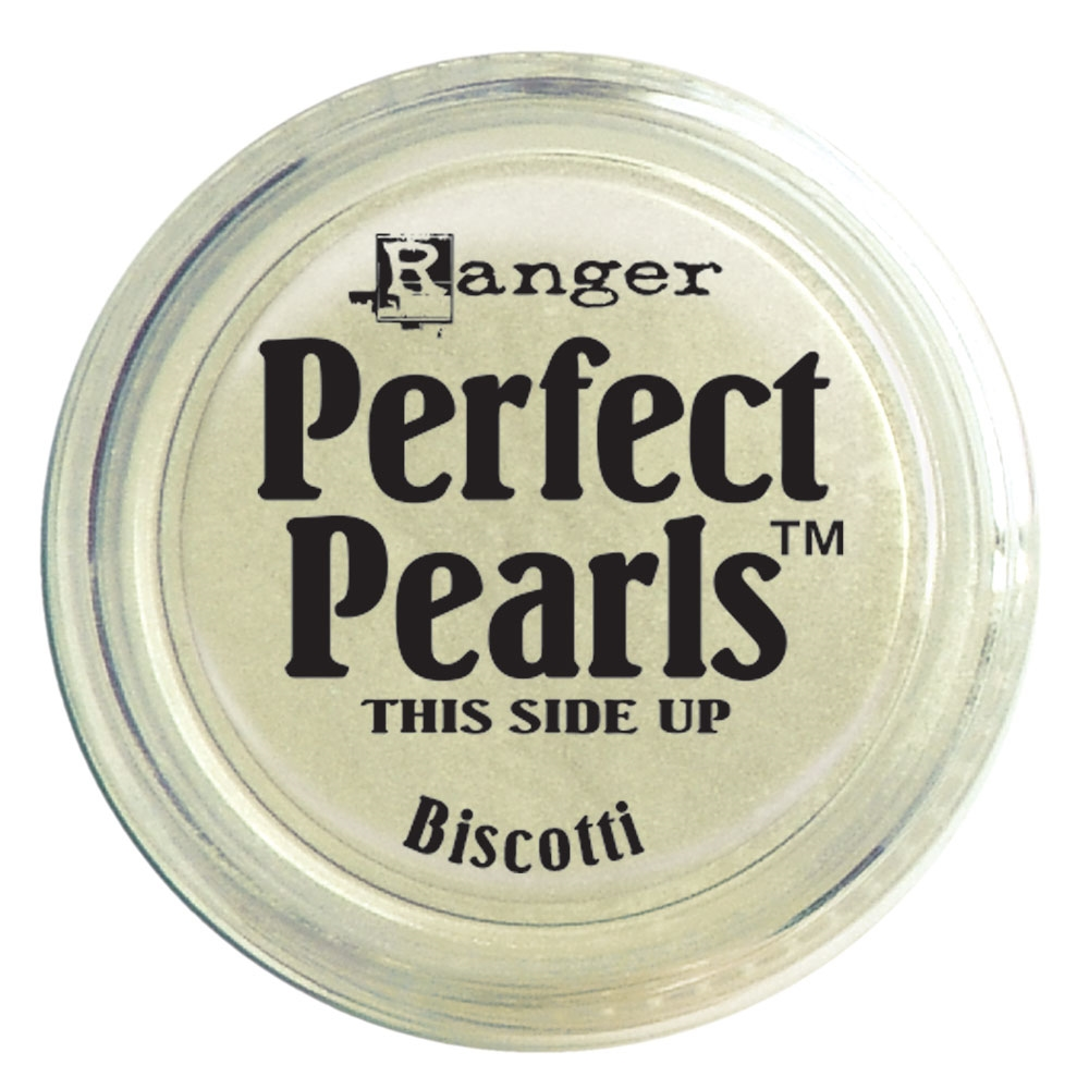 Ranger Perfect Pearls BISCOTTI Individual Pigment Powder PPP30683 zoom image