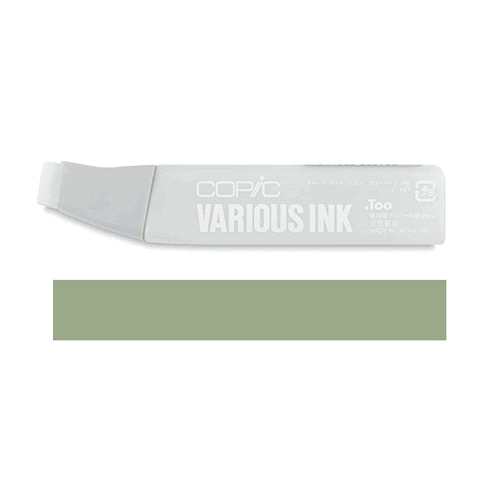 Copic Marker REFILL G94 GRAYISH OLIVE Original Sketch And Ciao Preview Image