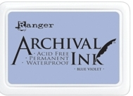 Ranger Archival Ink Pad BLUE VIOLET AIP30584