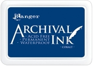 Ranger Archival Ink Pad COBALT AIP31444