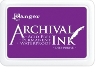 Ranger Archival Ink Pad DEEP PURPLE AIP30430 Preview Image
