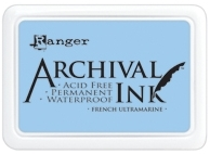 Ranger Archival Ink Pad FRENCH ULTRAMARINE AIP30607 Preview Image