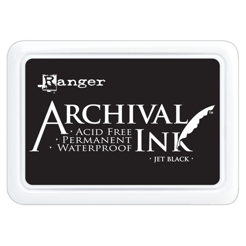Black Archival Ink