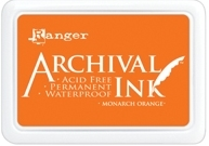 Ranger Archival Ink Pad MONARCH ORANGE AIP31239 zoom image