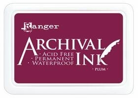 Ranger Archival Ink Pad PLUM AIP31499