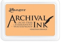 Ranger Archival Ink Pad VENETIAN ORANGE AIP30652