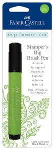 Faber-Castell MAY GREEN Stampers Big Brush Pens 770005