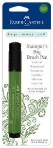 Faber-Castell CHROME GREEN Stampers Big Brush Pens 770006 zoom image