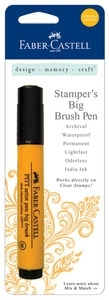 Faber-Castell CHROME YELLOW Stampers Big Brush Pens 770004 zoom image