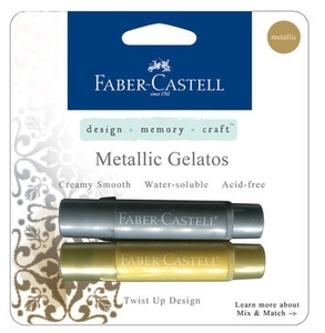 Faber-Castell METALLIC Gelatos 770151