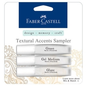 Faber-Castell TEXTURAL ACCENTS SAMPLER 770301*