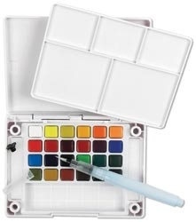 Sakura Koi Watercolour Sketch Box
