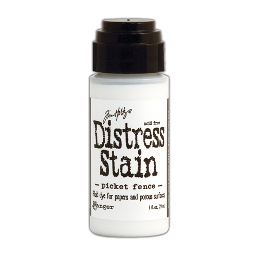Tim Holtz Distress Ink Stain PICKET FENCE White Ranger TDW31246 Preview Image