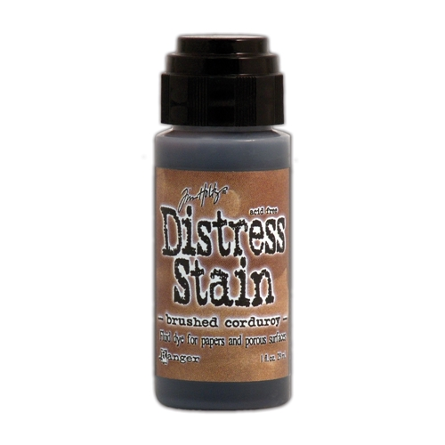 Tim Holtz Distress Ink Stain BRUSHED CORDUROY Ranger TDW31017 Preview Image