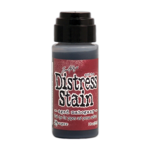 Tim Holtz Distress Ink Stain AGED MAHOGANY Ranger TDW30980 Preview Image