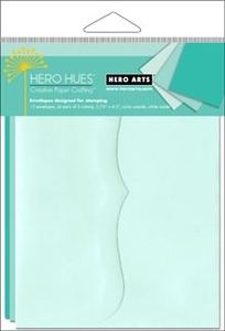 Hero Arts MIXED ENVELOPES POOL PS638 Blue zoom image