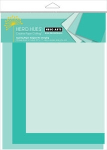 Hero Arts Mixed Layering Papers POOL PS640 Preview Image